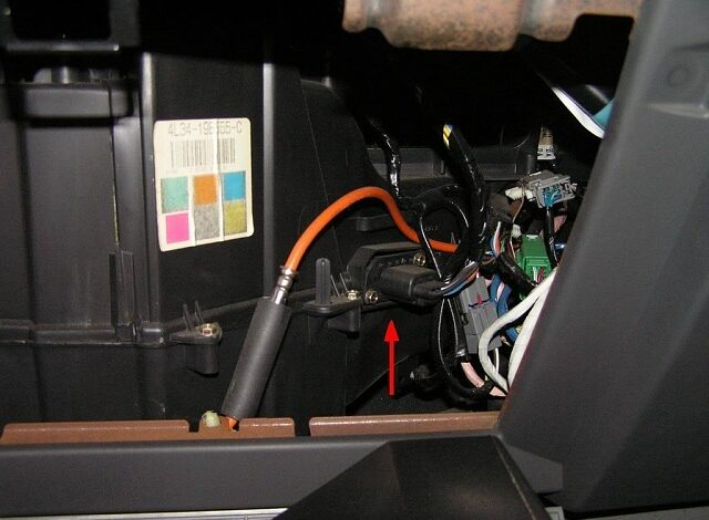 Why is my Ford F150 Heater Fan Not Working?