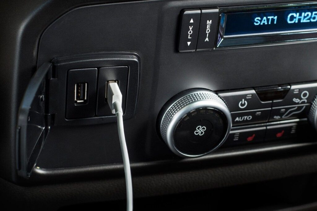 Why is my Ford F150 USB Port Not Working?