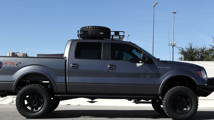 Best Roof Rack For Ford F150