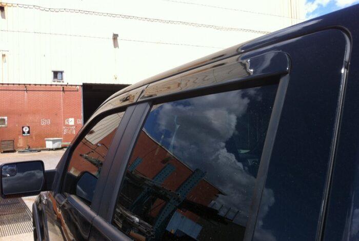 Best Window Visors For Ford F150