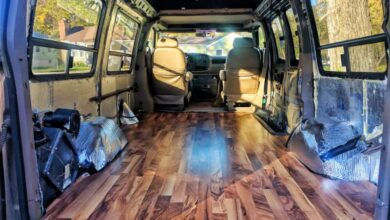 Can You Put Laminate Flooring in an RV?