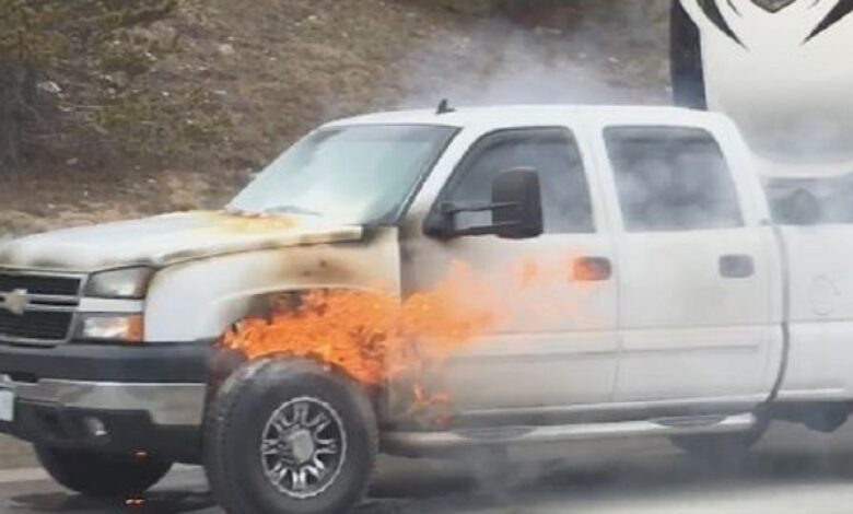 How Can a Truck Catch on Fire?