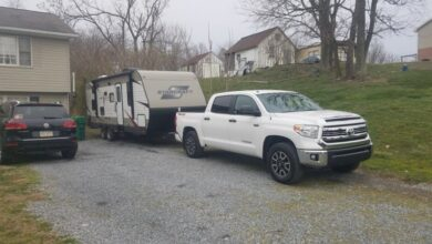 How Close to Truck Maximum Tow Limit Can You Tow?