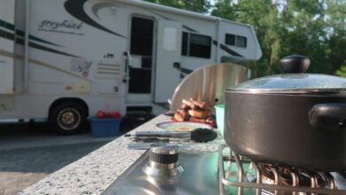How Do I Connect My Propane Grill to My RV?
