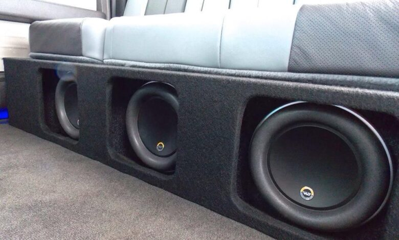 How to Install Subwoofer in Ford F150?
