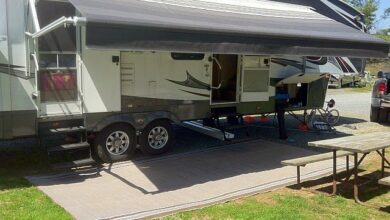 How to Keep RV Awning From Flapping?