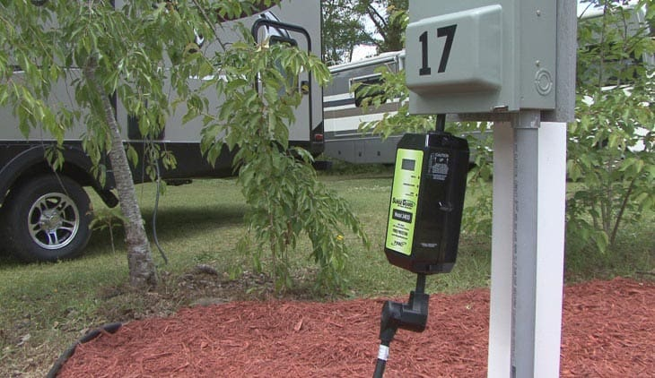 How to Keep RV Surge Protector From Getting Stolen?