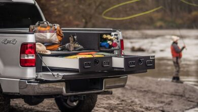 How to Keep Truck Bed Cool?