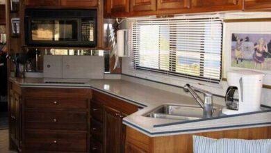 How to Replace RV Countertops?