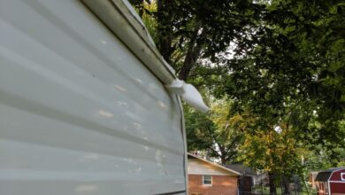 How to Replace RV Gutter Spouts?