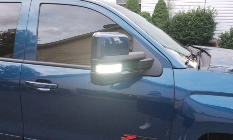 How to Stop Truck Mirrors From Vibrating?