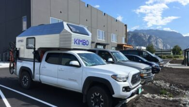 Kimbo Campers
