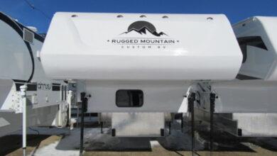 Rugged Mountain Polar 860