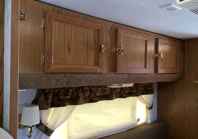 Where to Hide a Safe in an RV?