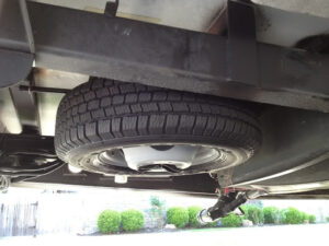 Do Motorhomes Have Spare Tires?