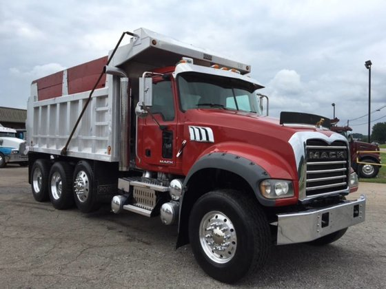 How Much Does a Mack Granite Truck Cost?