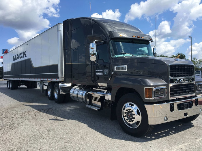 How Much Does a Mack Pinnacle Truck Cost?