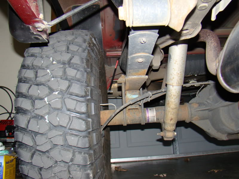 How to Align a Rear Truck Axle?