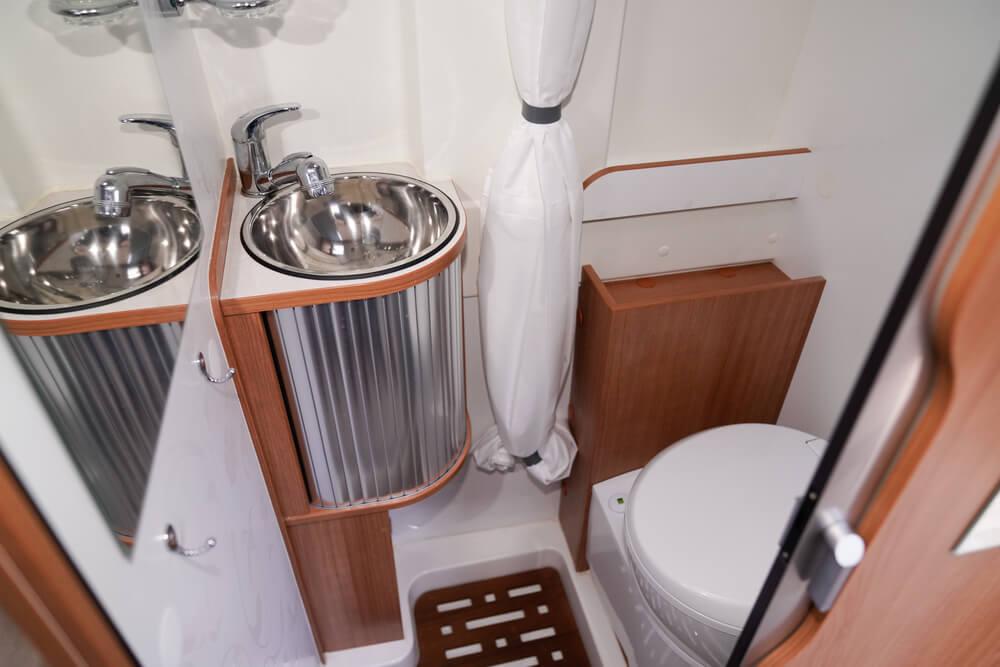 Do Class C Motorhomes Have Bathrooms?