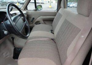 Do Pickup Trucks Still Have Bench Seats?