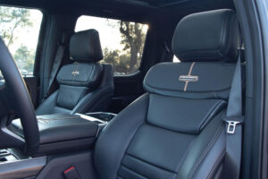 Does Ford F-150 Have Massaging Seats?