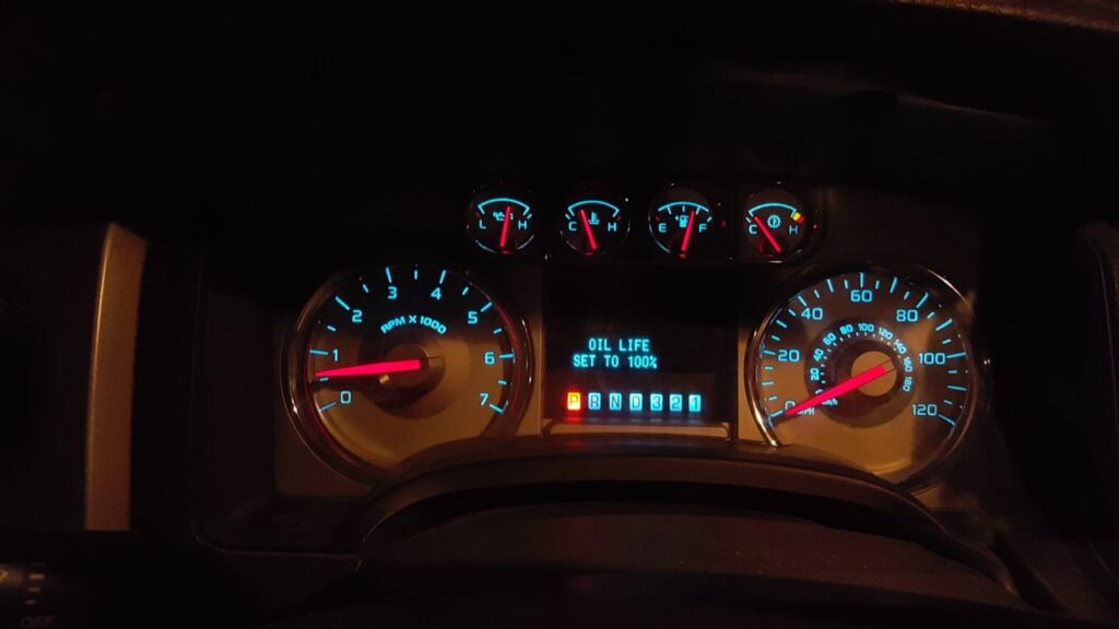 How Do You Reset the Fuel Gauge on a Ford F150?