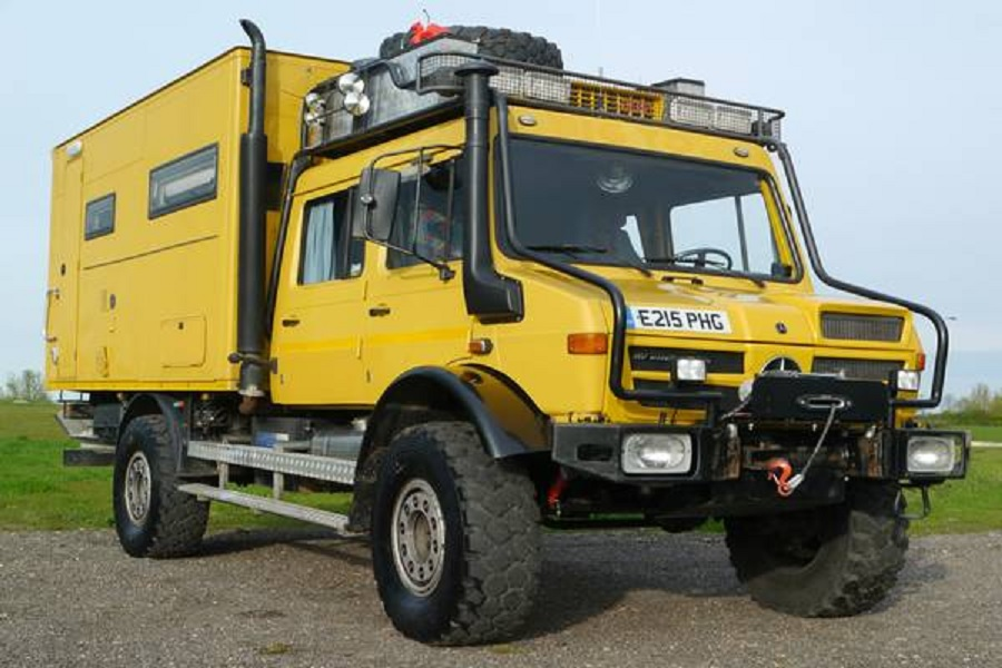 How Much Does a Unimog Truck Cost?