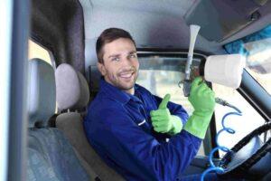 How to Clean Headliner in Truck?