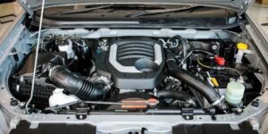 How to Clean Under the Hood of a Truck?