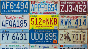 Why Do Pickup Trucks Have Different License Plates?