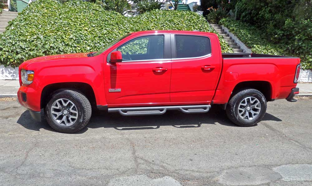 How Long is a GMC Canyon Short Bed?