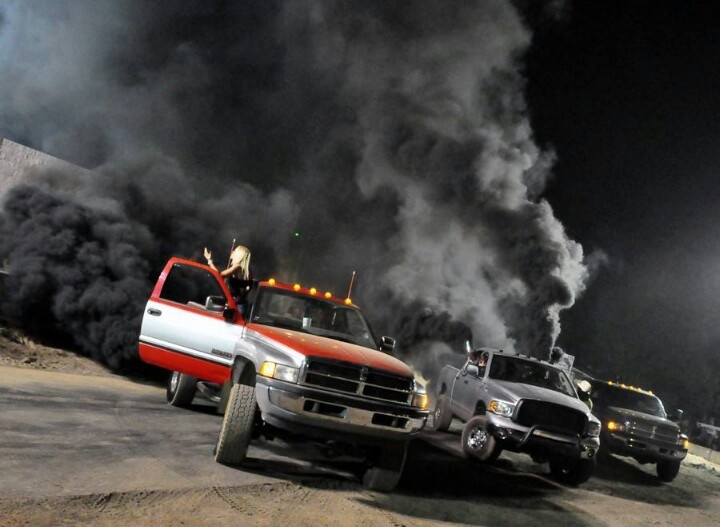 How to Make Your Truck Roll Coal?