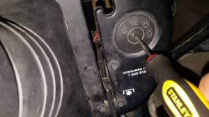 How to Start a Chevy Truck with a Screwdriver?