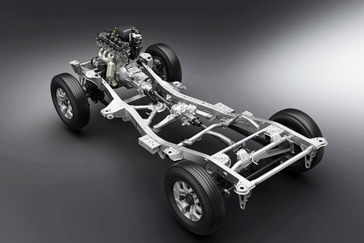 Are SUVs Built on Truck Frames?