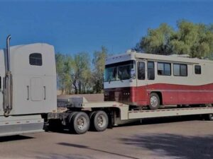 How to Tow a Broken Motorhome?