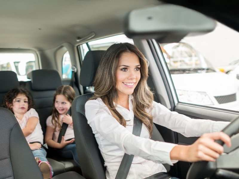 Are SUVs For Soccer Moms?