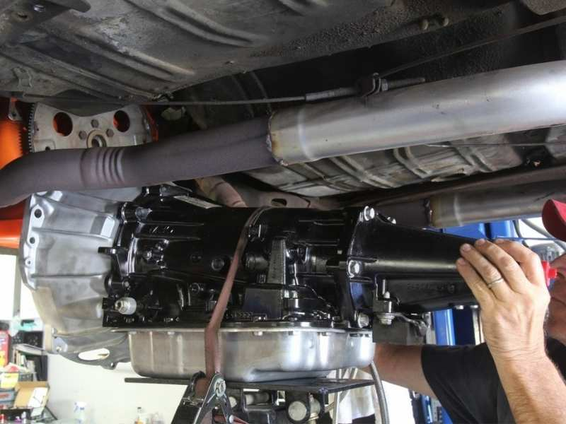 Best Automatic Transmission For Big Block Chevy