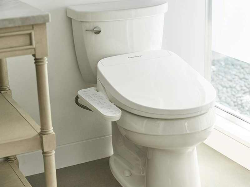 Can You Put a Bidet on an RV Toilet?