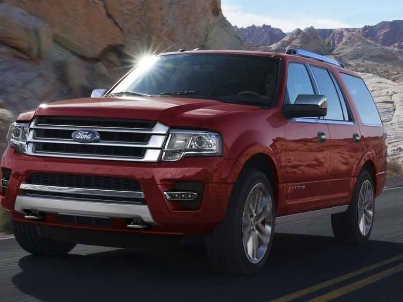 How Much Does a Ford Expedition Weigh?