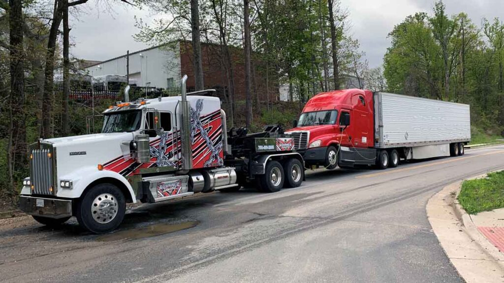 How Much Does it Cost to Tow a 18 Wheeler?