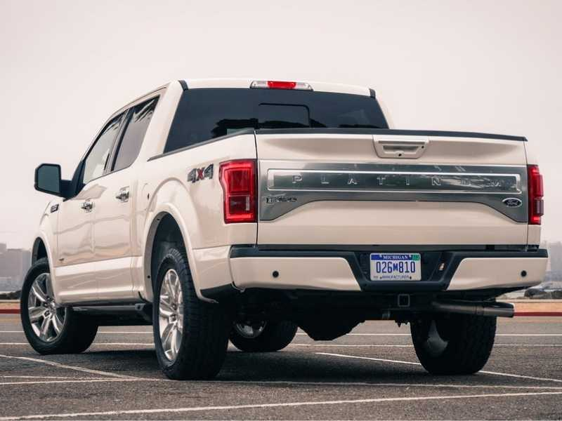 How to Remove Ford F150 Platinum Tailgate Panel