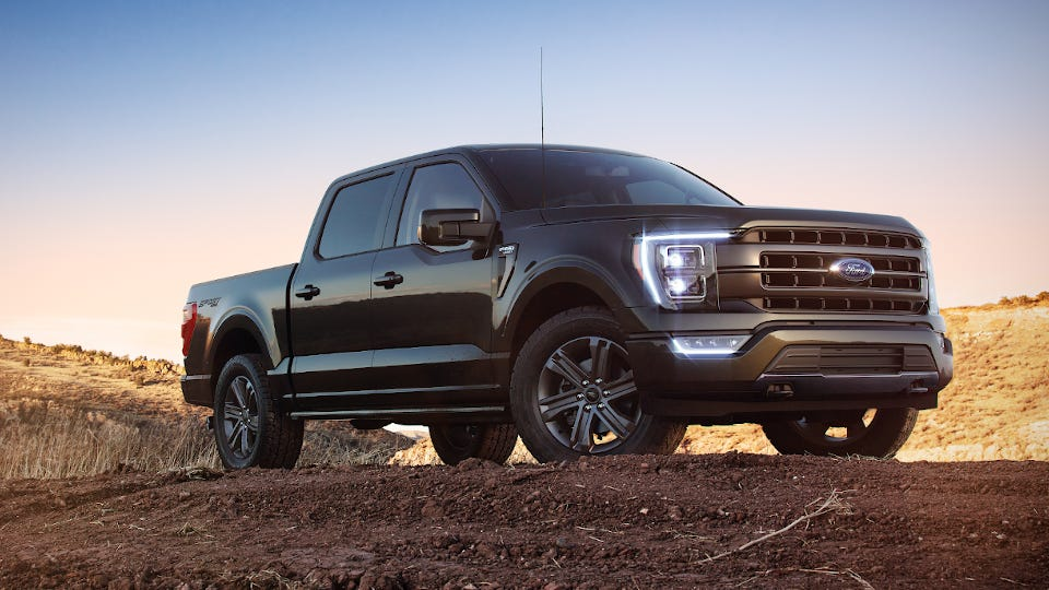 What Year Ford F150 Parts are Interchangeable?