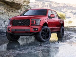 What is Texas Edition on a Ford F150?
