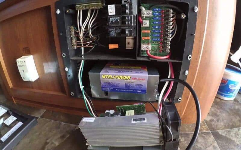 Can I Replace my RV Converter with a 12V Charger?