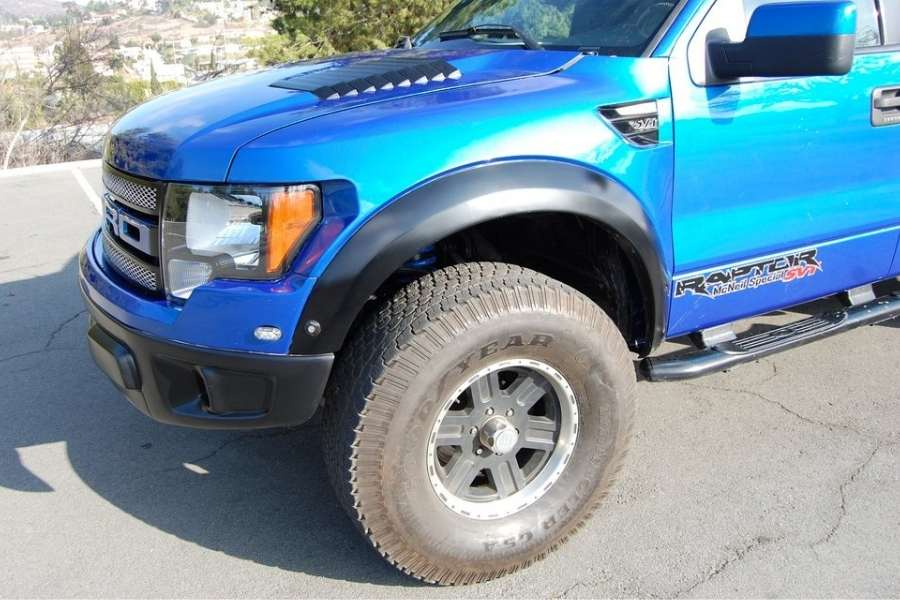 Can You Put Raptor Fenders on F150?
