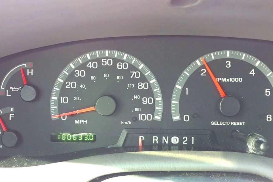 Ford F150 Oil Pressure Gauge Fluctuation