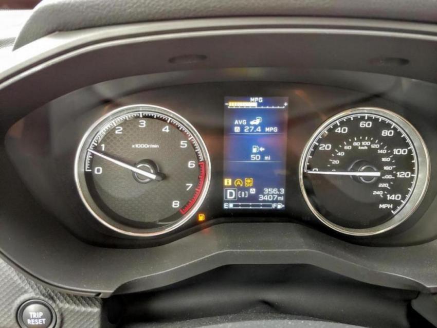 How Far Can a Subaru Forester Go On Empty?