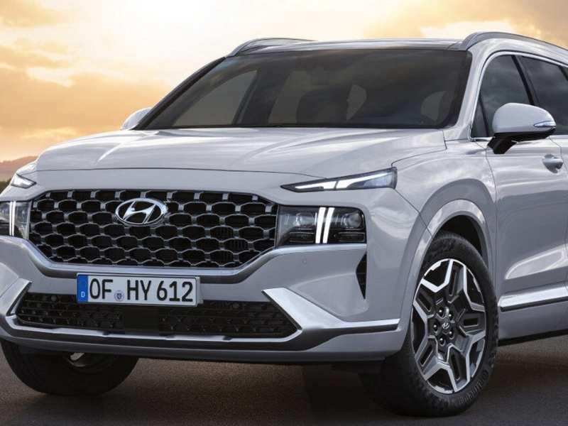 How Much Does a Hyundai Santa Fe Weigh?