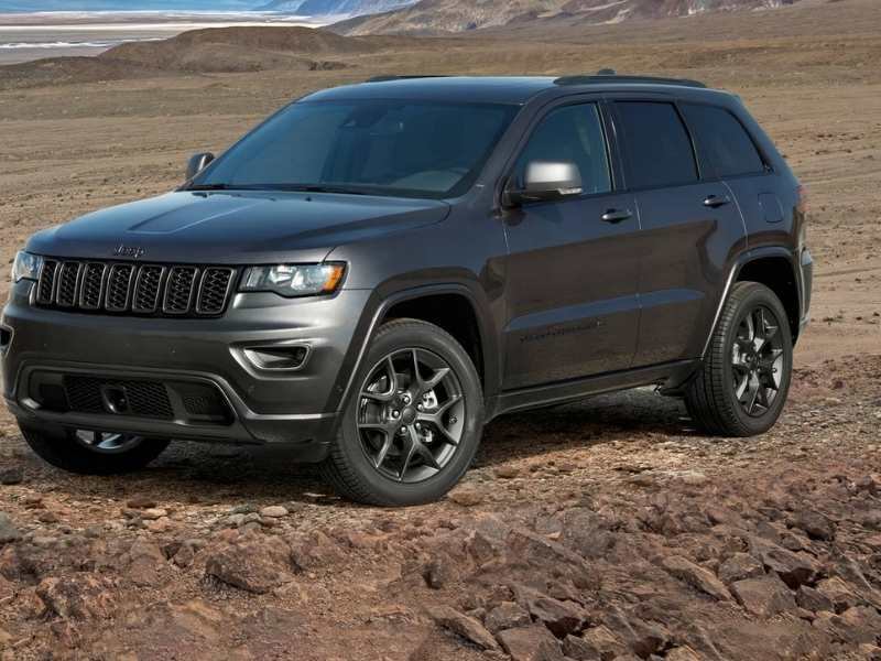 How Much Does a Jeep Cherokee Weigh?