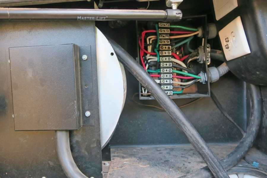How to Bypass RV Transfer Switch?